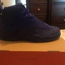 Jordan retro 12 deep blue