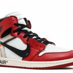 The 10: air jordan 1 off-white...