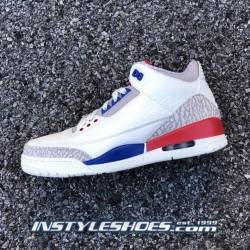 Ships now nike air jordan 3 ii...