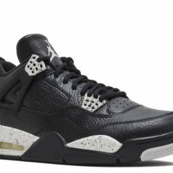 Air jordan 4 retro ls 'oreo' -...