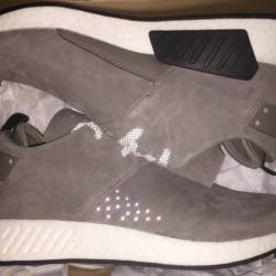 Adidas nmd cs2 suede brown by9...