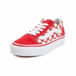 New youth vans old skool chex ...