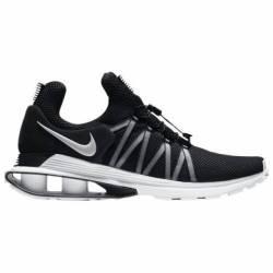 Nike shox gravity black/white ...
