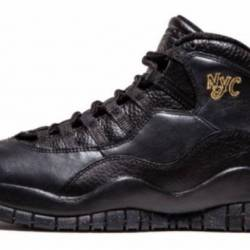 Air jordan x 10 retro nyc new ...