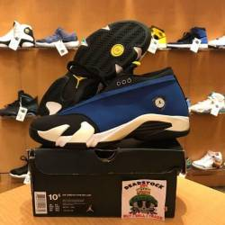 Air jordan 14 low - laney size...