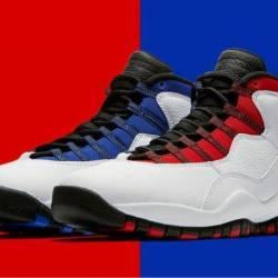 Nike air jordan 10 retro x wes...