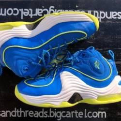 "Nike air penny 2 le ""sprite"""