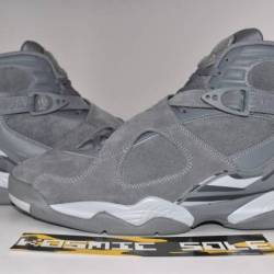 Nike air jordan 8 retro cool g...