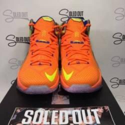 "Nike lebron 12 ""six meridian..."