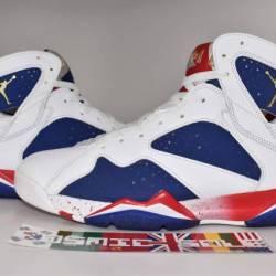 """Nike air jordan 7 retro """"tin..."""