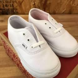 Vans authentic - true white  n...