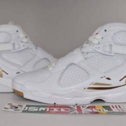 Nike air jordan 8 retro ovo wh...