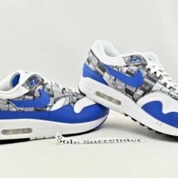 Nike air max 1 print atmos we ...