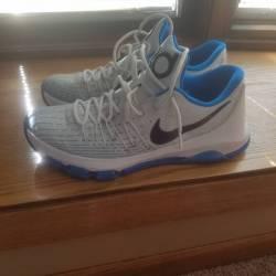 Nike kd 8 - photo blue