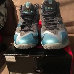 Nike lebron 11 - gamma blue