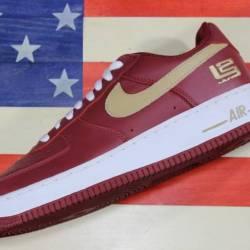 Nike air force 1 low 2004 lebr...