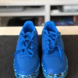 Nike air force 1 premium gs bl...
