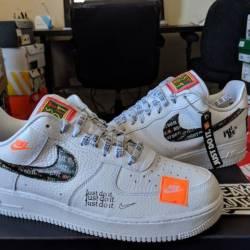 Nike air force one 1 '07 premi...