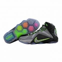 Nike lebron xii 12 wolf grey/r...