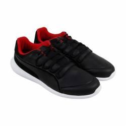 Puma sf evo cat mens black lea...