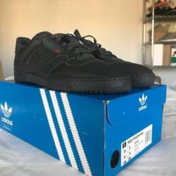 Yeezy powerphase black