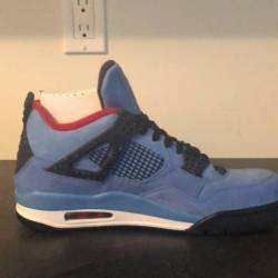Air jordan retro 4 travis scott