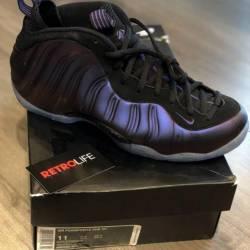 Nike foamposite eggplant