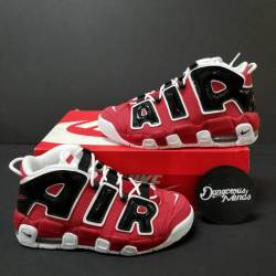 Nike air more uptempo bulls ho...