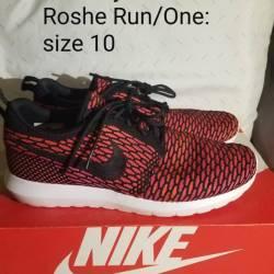 new style c73cc 59056 85.00 Nike flyknit roshe run