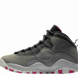 Air jordan 10 retro (gs) smoke...
