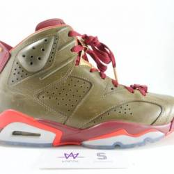 Air jordan 6 retro c&c cigar s...