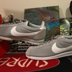 Nike classic cortez leather gr...