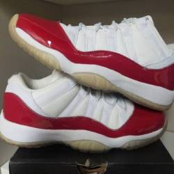 Air jordan 11 retro low cherry...