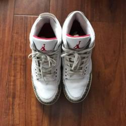 Air jordan 3 retro 88 - white ...
