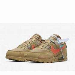 Off-white x nike air max 90 de...