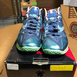 100% authentic nike lebron lag...