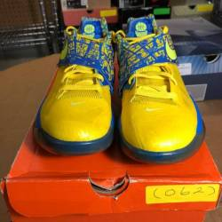 100% authentic nike kd zoom iv...