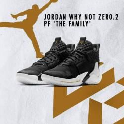 Jordan why not zer0 2 the family