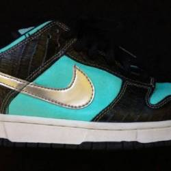 Diamonds -nike sb dunk low pros