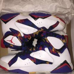 "Air jordan 7 ""nothing but ne..."