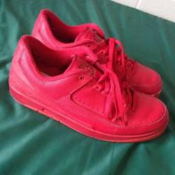 Retro jordan 2 low gym red siz...