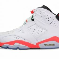 Air jordan 6 - white infrared