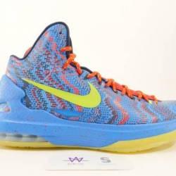 2c7e20606dc Shop  Nike KD 5 Christmas