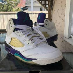 best service 27ffb 8b649 Shop: Air Jordan 5 Grape | Kixify Marketplace