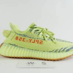 Yeey boost 350 v2 frozen yellow