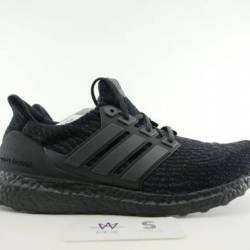 Ultraboost ltd triple black
