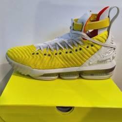 Nike lebron 16 harlem stage