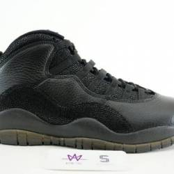 "Air jordan 10 retro black ""ovo"""