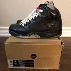 Nike air jordan 5 v retro prem...
