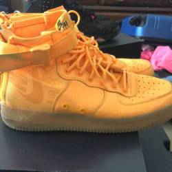 Nike obj air force one mid